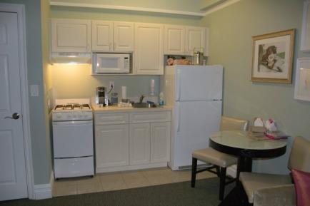 Beacon Hotel Kitchen